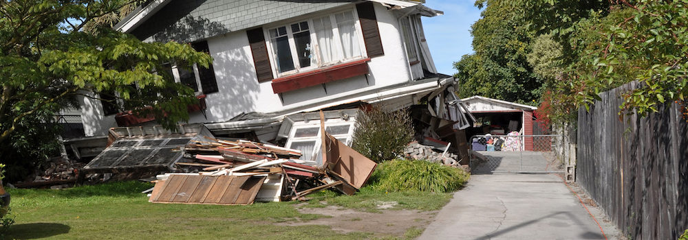 earthquake insurance Puyallup WA
