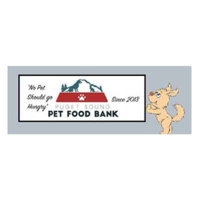 Puget Sound Pet Food Bank logo