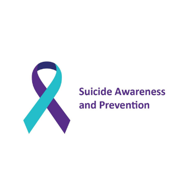 Suicide Awareness and Prevention logo